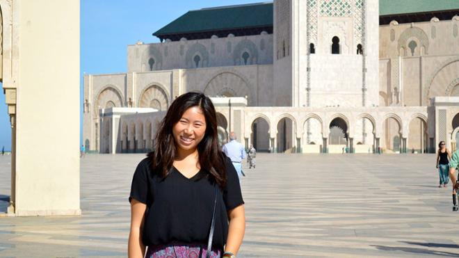 Celine Ang, '16 Awarded Fulbright