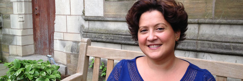 Dr. Mia Reinoso Genoni Named Westhampton College Dean