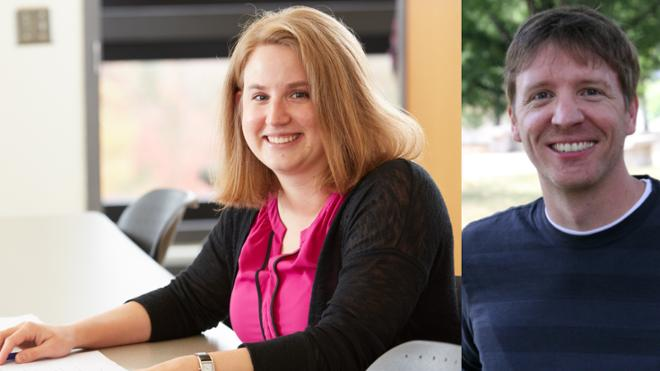 Two Richmond science faculty transforming public health research