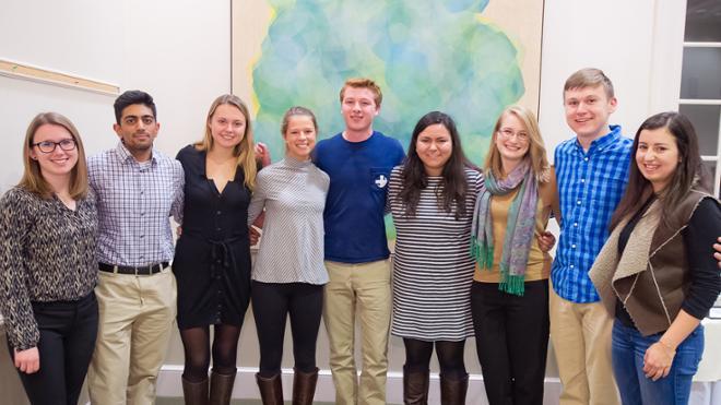 School Launches Science Leadership Scholars Program