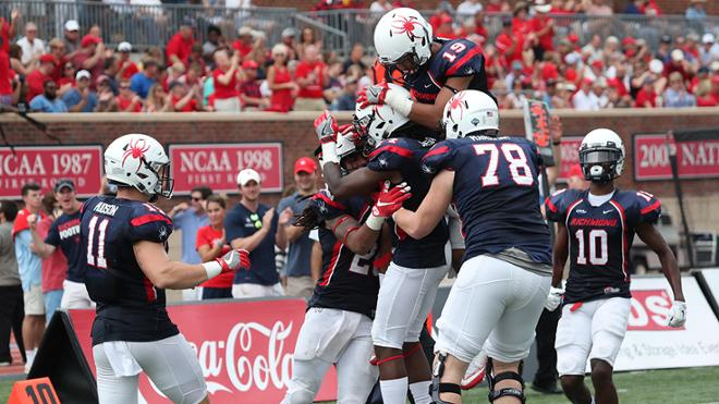 Spiders Re-Write the Record Books in Home Opener