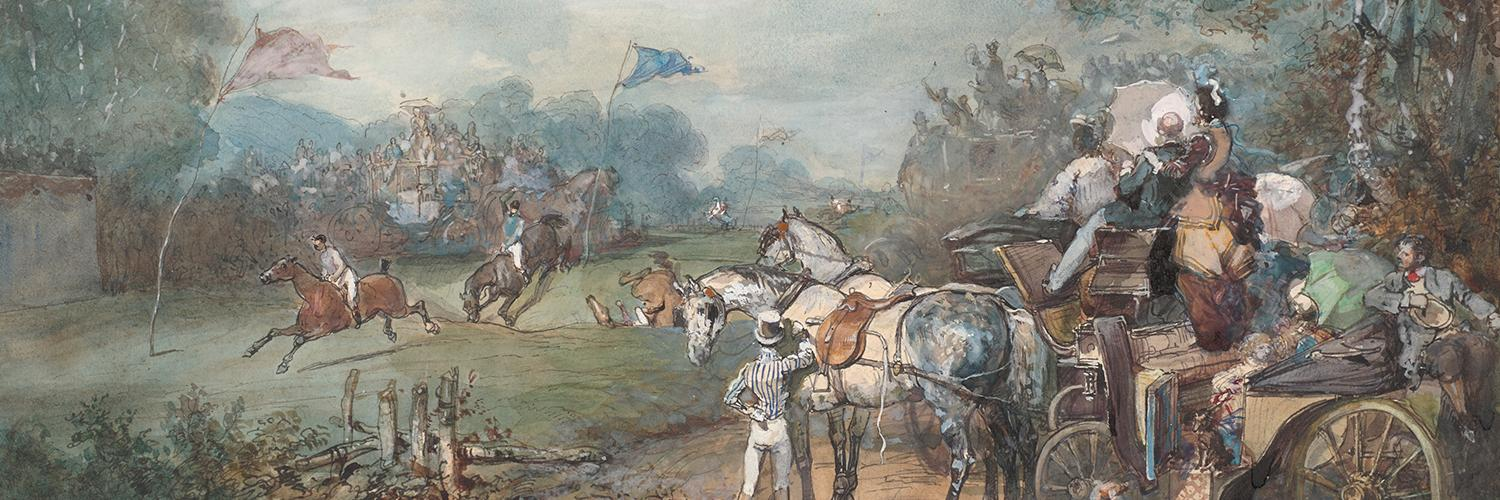The French Horse from Géricault to Picasso: Works from the VMFA