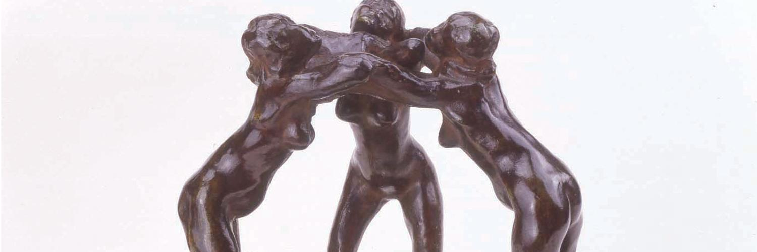 Rodin, The Human Experience: Selections from the Iris and B. Gerald Cantor Collections