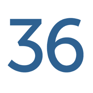 We delivered training for 36 unique topics in 2015
