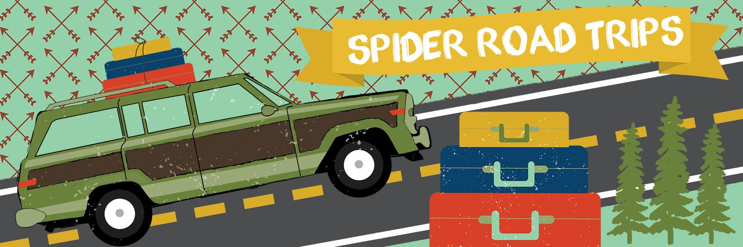 Spider Road Trips