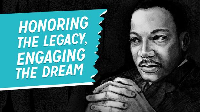 Register for MLK Day Events