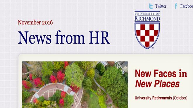 HR Newsletter