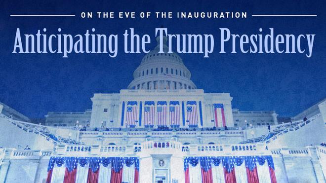 Inauguration Eve Panel