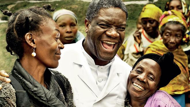 The Man Who Mends Women: The Wrath of Hippocrates (Congo/Belgium)