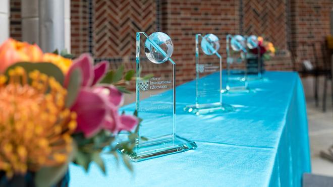International Education Awards Announced!