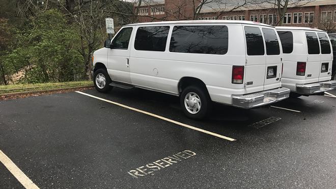 Reserve a Van