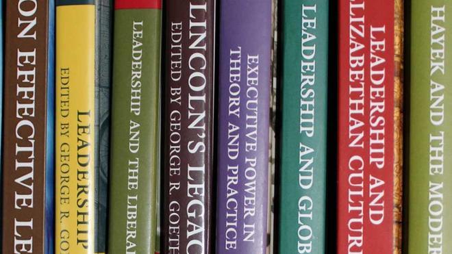 Jepson Studies in Leadership Book Series