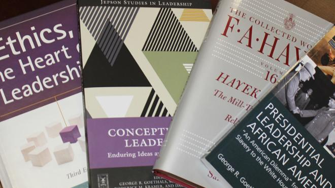 Selected Faculty Books