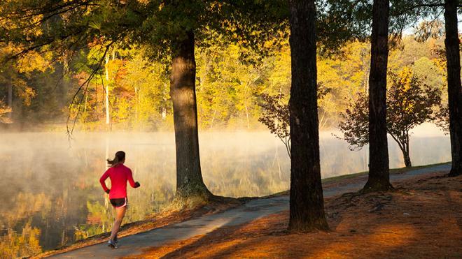 Walking & Running Trails