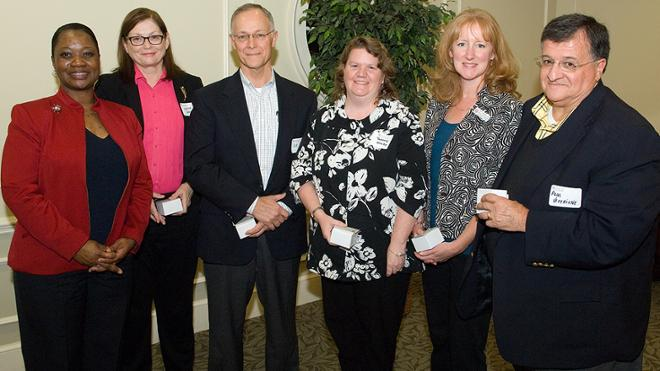 5-year SPCS Faculty Service Awards