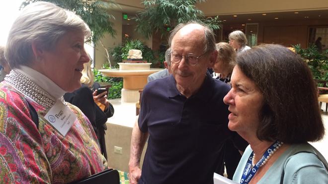 Bernard Osher & Mary Bitterman