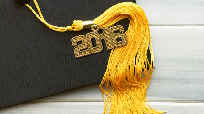 Commencement 2016 Review