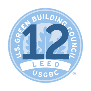 LEED-certified buildings