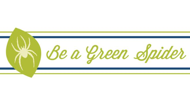 Be a Green Spider