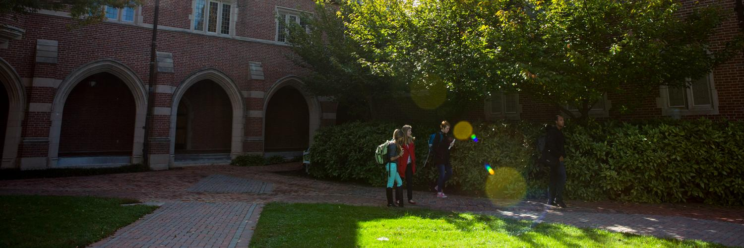 U.S. News & World Report ranks University of Richmond 27th on the national liberal arts college ranking