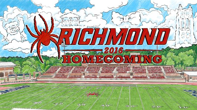 Register for Homecoming 2016
