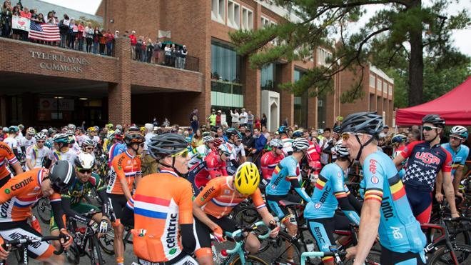 2015 UCI Road World Championships at UR