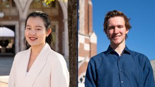 Rhodes Scholar finalists