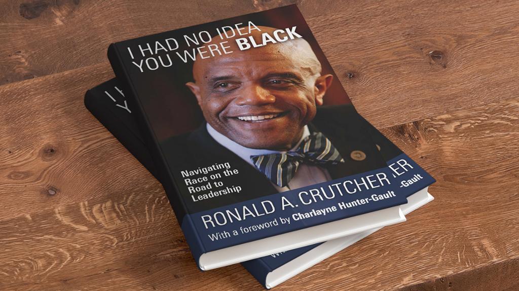 Dr. Ronald A. Crutcher's memoir