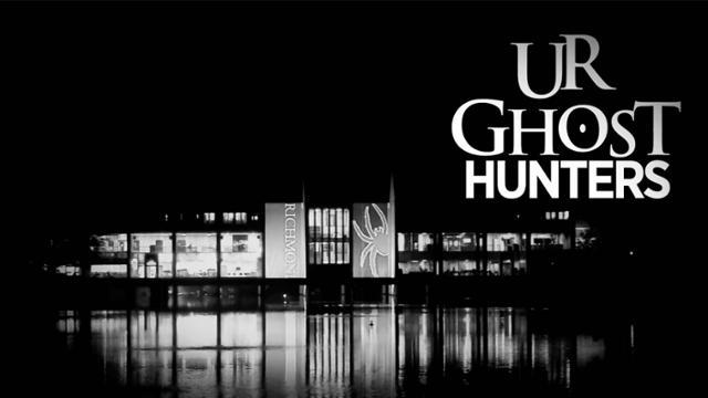 ur ghost hunters