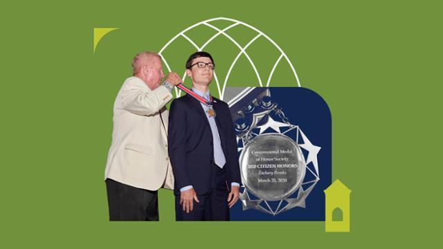 medal of honor illustration