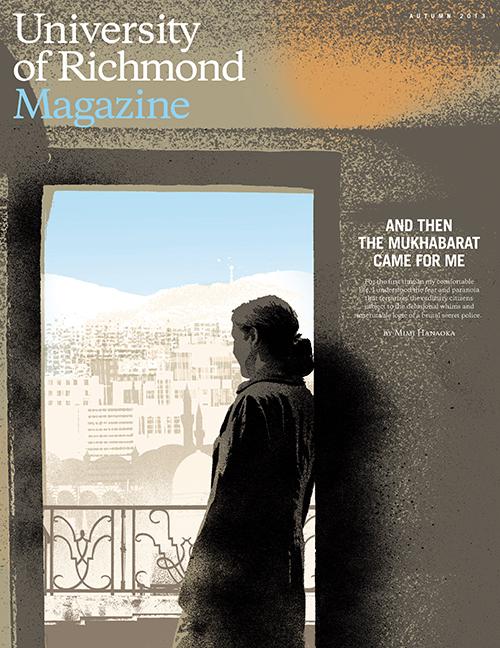 University of Richmond Magazine: Autumn 2013