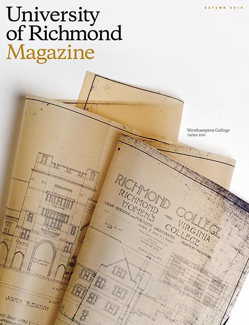 University of Richmond Magazine: Autumn 2014