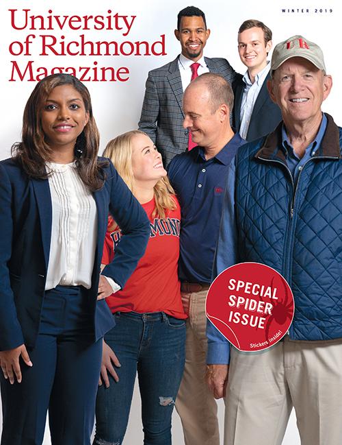 University of Richmond Magazine: Winter 2019