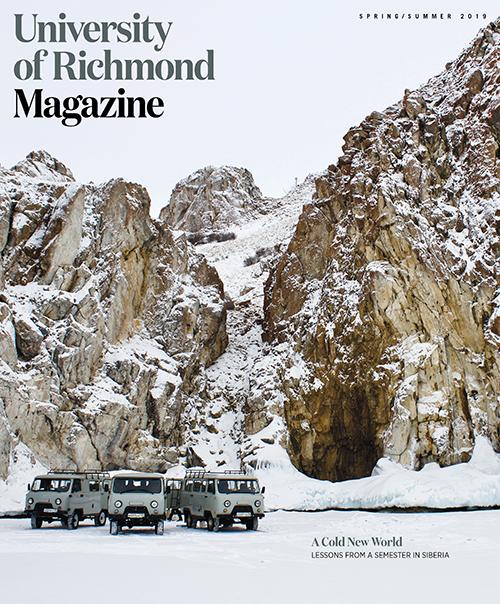 University of Richmond Magazine: Spring/Summer 2019