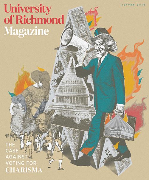 University of Richmond Magazine: Autumn 2019