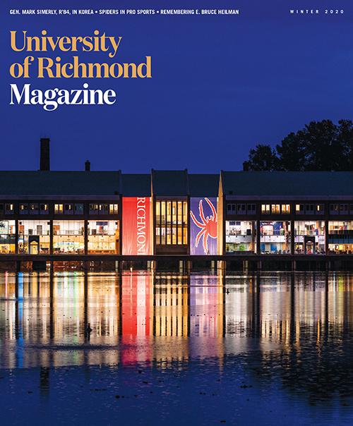 University of Richmond Magazine: Winter 2020