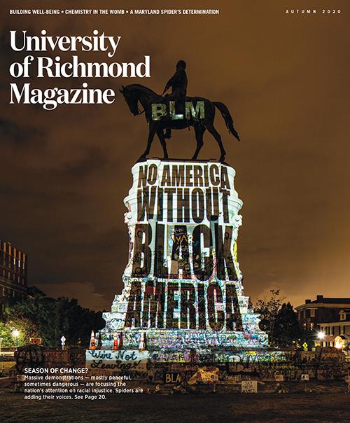 University of Richmond Magazine: Autumn 20200