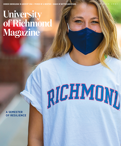 University of Richmond Magazine: Winter 2021