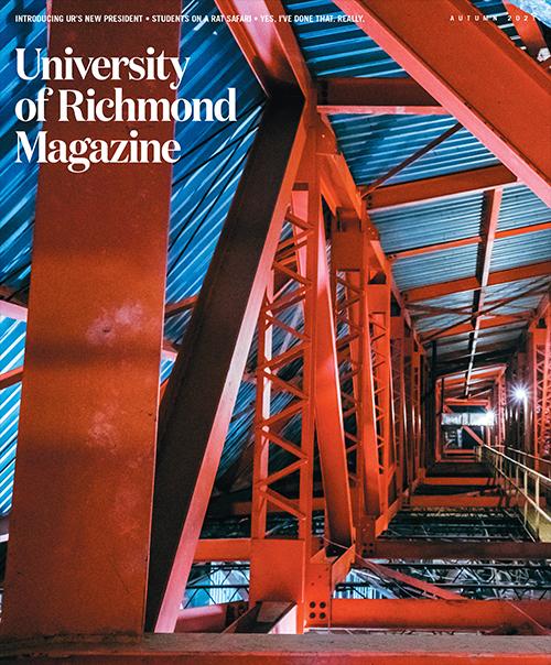 University of Richmond Magazine: Autumn 2021
