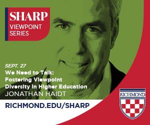 Sharp Viewpoint Series digital rectangle ad
