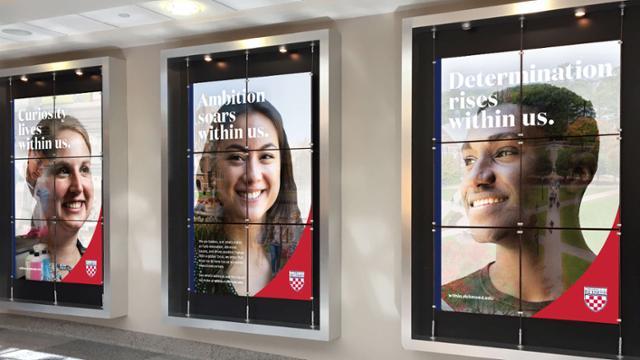 ads at Richmond International Airport