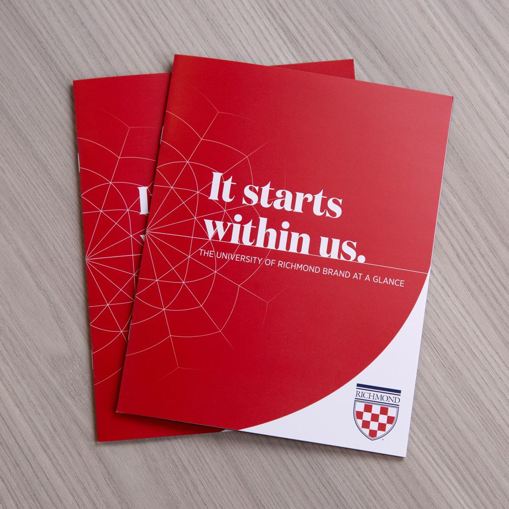 Brand Book cover