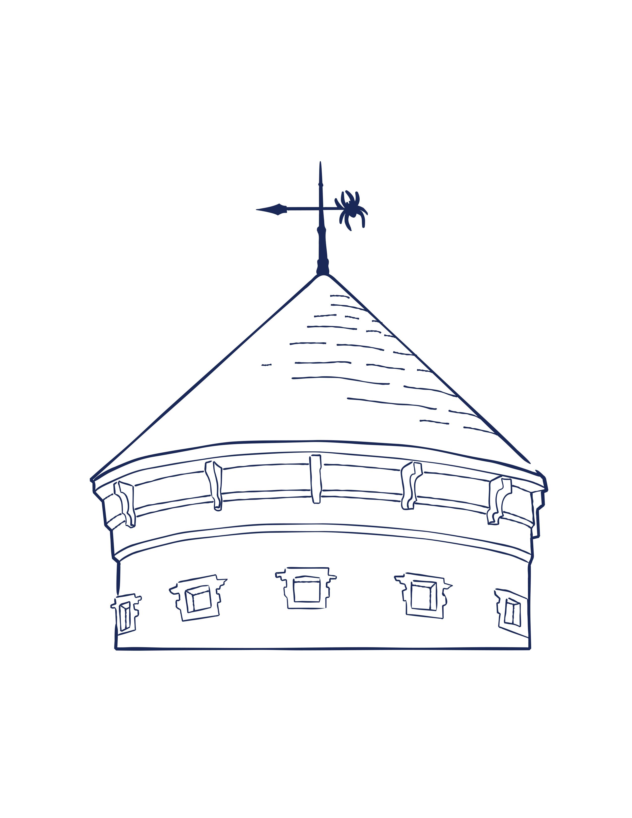 Robins tower