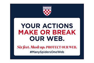 Actions make or break web