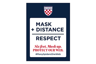 Mask distance respect