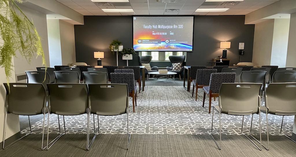 seminar layout
