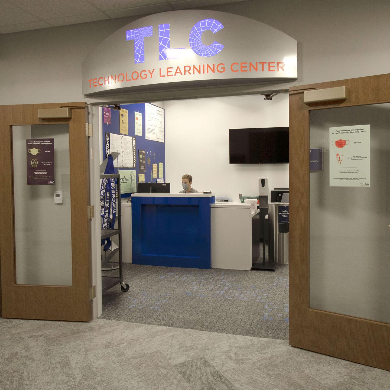 TLC Entrance