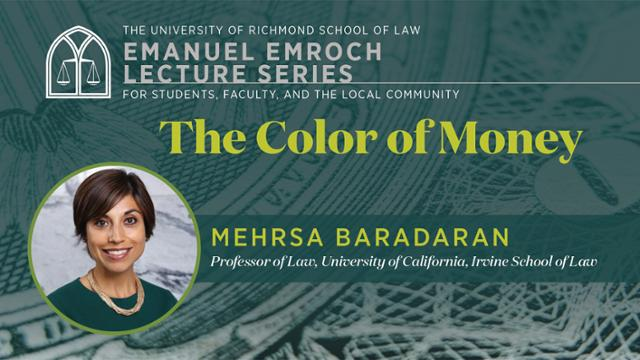 Picture of Prof. Baradaran with Emroch details