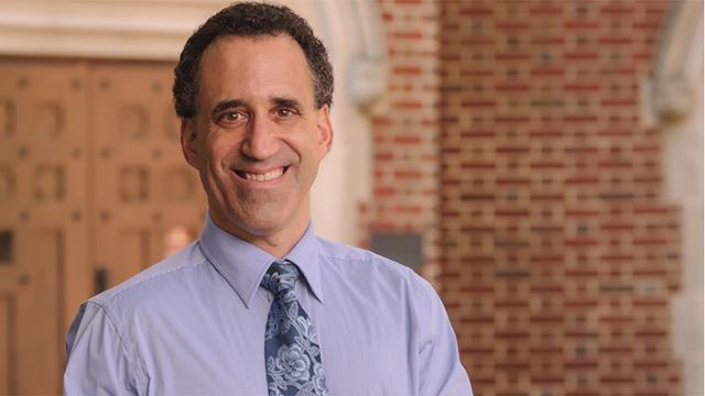 Professor Eisen Headshot