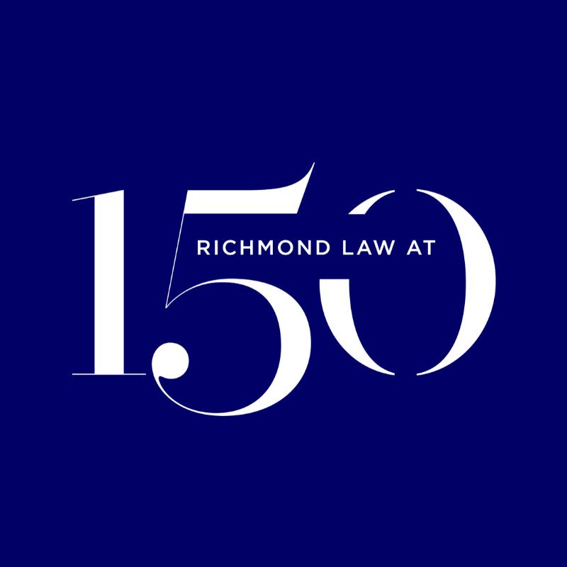 Richmond Law at 150 blue profile pic